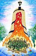 האדמה עולה באש
